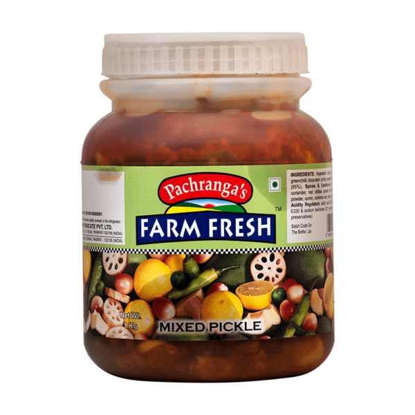 Best Quality Pachranga Mixed Pickles